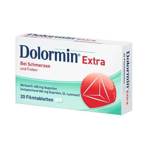 DOLORMIN extra Filmtabletten