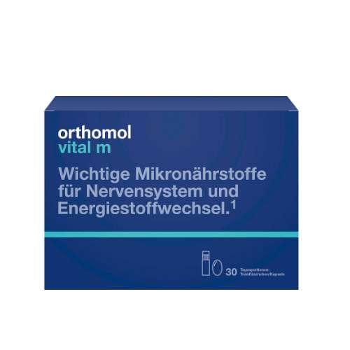 ORTHOMOL Vital M oder F Trinkfläschchen